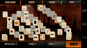 mahjong halloween android apps on google play