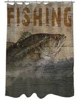 Fishing Shower Curtains Deals On Fish Shower Curtains Are Going Fast