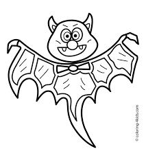drawn bat printable pencil and in color drawn bat printable