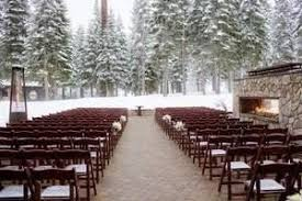 winter wedding venues the ritz carlton lake tahoe introduces winter wedding