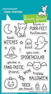 halloween stamp lawn fawn spooktacular stamp v u0027s sweet ideas online store