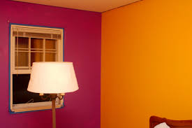 paint one wall a different color magnificent painting room two