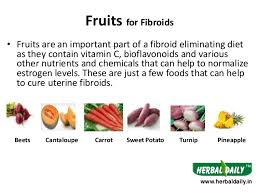 foods to eat u0026 avoid in fibroids in hindi iफ ब र इद स