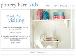Navigate To Pottery Barn What You Can Learn From Pottery Barn U0027s Email Marketing Klaviyo