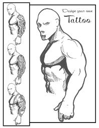 joomla template for tattoo artists