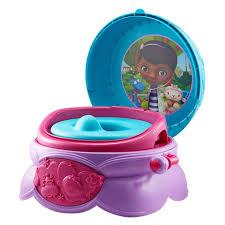 disney junior doc mcstuffins 3 1 potty system