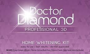 3d Home Design Kit Amazon Com Dr Diamond Complete 3d At Home Teeth Whitening Kit