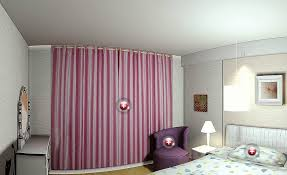 Pink And Purple Curtains Bedroom Curtains Purple