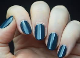 a painted nail china glaze well trained fall winter 2014 color trends