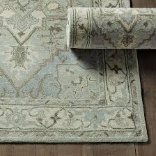 Suzanne Kasler Quatrefoil Border Indoor Outdoor Rug Homey Idea Ballard Designs Rugs Stunning Ideas Bright Inspiration