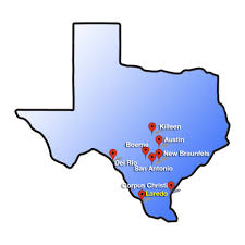 Killeen Texas Map Tbs Locations For Bariatric Surgery