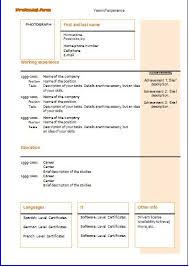 best ideas of personal information resume sample in worksheet