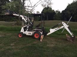 bobcat b100 tractor loader backhoe tractor loader and tractor