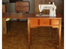 Vintage Singer Sewing Machine Cabinet Vintage Singer Sewing Machine With Cabinet West Shore Langford