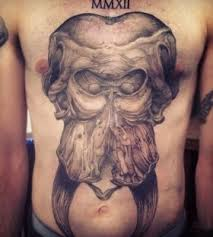 elephant skull tattoo tattoo collections