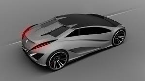 peugeot new sports car peugeot raven 2020 sports car on behance