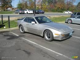 porsche 944 black 1985 silver porsche 944 20081373 photo 7 gtcarlot com car