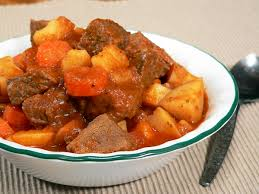 Country Style Beef Stew Recipe