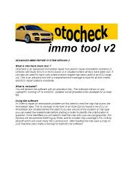 otocheck manual 2