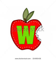 decorated letter w stock images royalty free images u0026 vectors