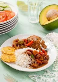 la cuisine de domi comidas de república dominicana que debes probar plato and rice