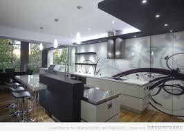 modern kitchen backsplashes gorgeous modern kitchen backsplash ideas decor trends modern