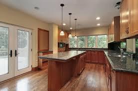 kitchen remodeling island should i put an island in my kitchen remodel open remodeling co