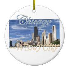 chicago ornaments keepsake ornaments zazzle