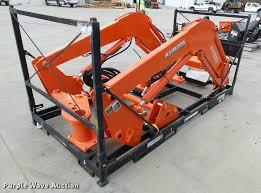 kubota la1353 front end loader item db2468 sold april 1