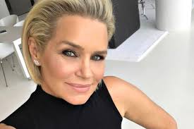 did yolanda foster cut her hair yolanda hadid life health update in photos the daily dish