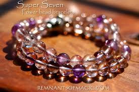 power beads bracelet images Power bead bracelets remnants of magic jpg