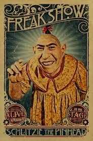 vintage halloween signs best 20 freak show circus ideas on pinterest freak show