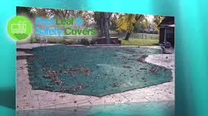 leaf covers pool leaf u0026 safety covers dallas fort worth