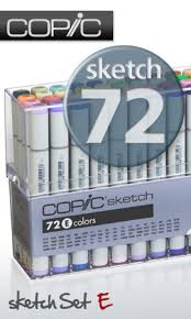 copic sketch 72er set e zeichen center ebeling gmbh
