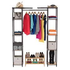 trinity expandable closet organizer free shipping today