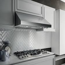 stainless steel under cabinet range hood elica ecv630s2 30 aspira cervinia under cabinet range hood