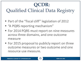 pqrs registries 0 iris a qualified clinical data registry consumer purchaser