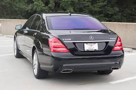 mercedes s550 for sale used 2012 mercedes s550 4matic s550 4matic stock p454190 for