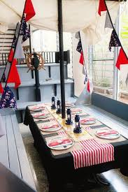 pirate party supplies pirate bash party birthday party ideas black table table