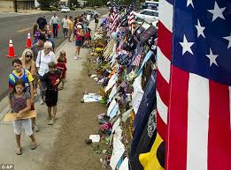 19 killed as 7 0 thousands of mourners honor 19 fallen firefighters in procession