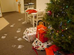 little hiccups santa u0027s footprints
