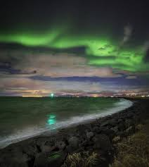 secret lagoon and northern lights tour secret lagoon dinner buffet and northern lights guide to iceland