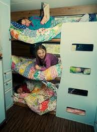 Bunk Beds For Caravans Inside The World S Most Spacious Caravan Bunk Beds Bunk