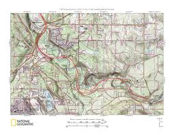 Map Of Spokane Cedarrivertrail Jpg