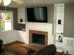 cost to install tv over fireplace ing cost mount tv over fireplace