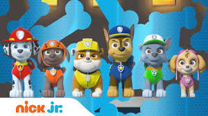 theme song quiz app paw patrol theme song nick jr music youtube
