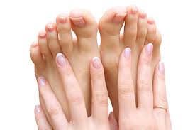 how to do whitening manicure pedicure at home beautihelps