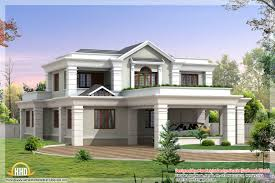 Indian House Floor Plans by Beautiful Indian House Elevations Kerala Home Design Floor Plans