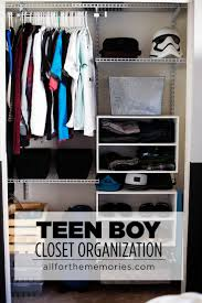 Small Bedroom Ideas For 2 Teen Boys Top 25 Best Teen Closet Organization Ideas On Pinterest Teen
