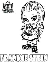 monster high coloring pages baby abbey bominable abbey bominable coloring pages fuhrer von laura17 info